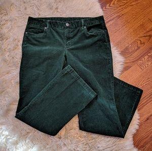 J Crew Favorite Fir Corduroy Pants